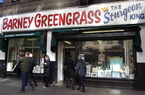 Barney Greengrass @ New York_b0051666_7504248.jpg