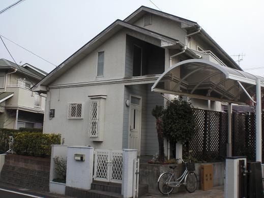 屋根と外壁リフォーム ~ お客様のご希望は。_d0165368_843586.jpg
