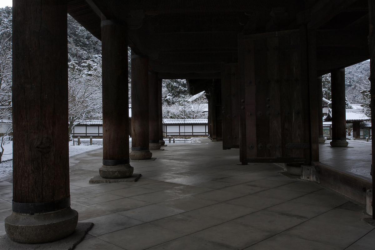 雪景色 <南禅寺>_f0021869_0184224.jpg
