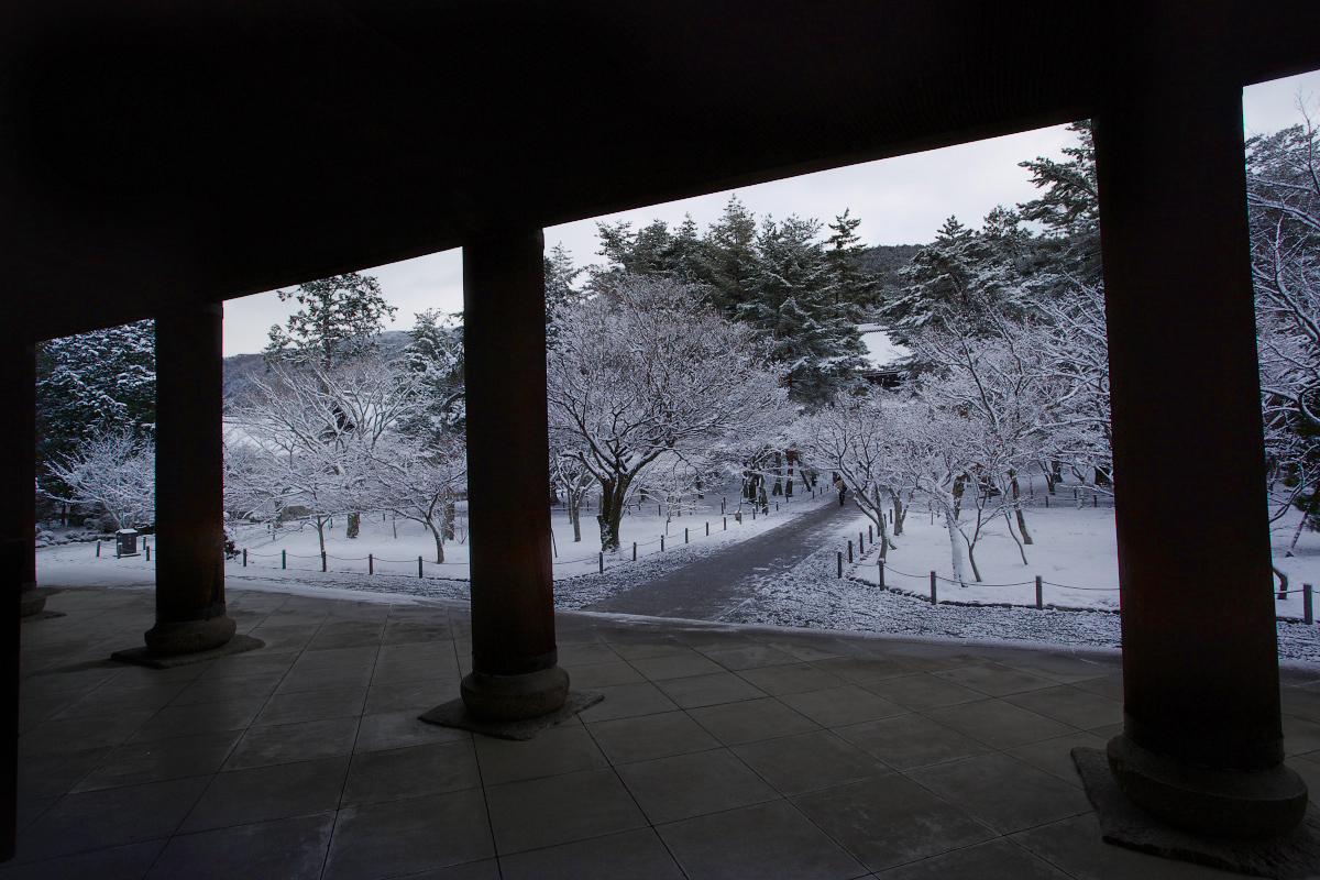 雪景色 <南禅寺>_f0021869_0194852.jpg