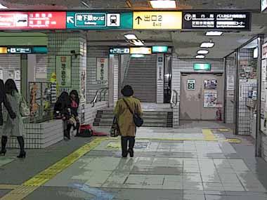 京都・北大路バスターミナル。_d0136282_19513852.jpg