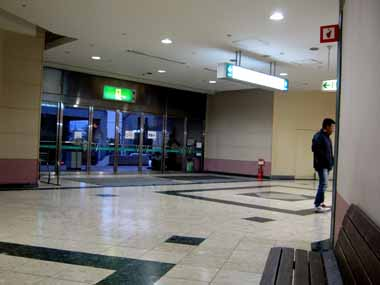 京都・北大路バスターミナル。_d0136282_19525078.jpg