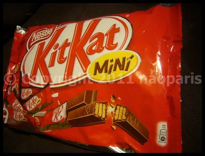 【チョコレートCHOCOLAT】【チョコレートCHOCOLAT】最近ウチにやって来たチョコレートたち-2-(PARIS)_a0014299_1803370.jpg