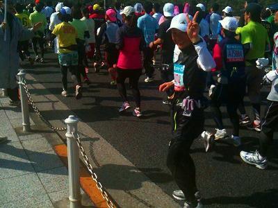 東京マラソン応援_a0036808_1527582.jpg