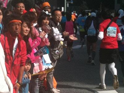 東京マラソン応援_a0036808_1532222.jpg