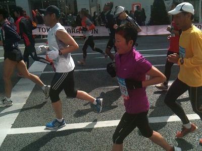 東京マラソン応援_a0036808_15342981.jpg