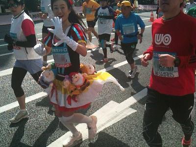 東京マラソン応援_a0036808_15414812.jpg