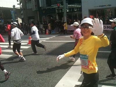 東京マラソン応援_a0036808_154478.jpg