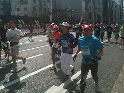 東京マラソン応援_a0036808_15452553.jpg
