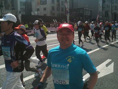 東京マラソン応援_a0036808_15454618.jpg
