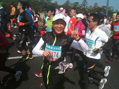 東京マラソン応援_a0036808_16162599.jpg