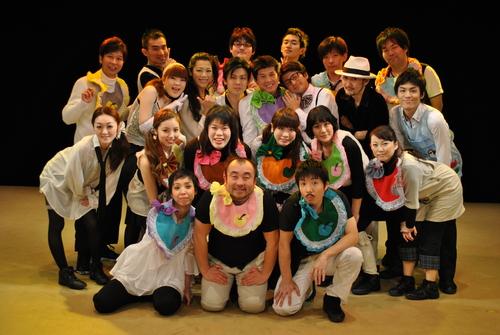 千秋楽!〜公演終了〜(ゆきこ)_a0125023_1321861.jpg