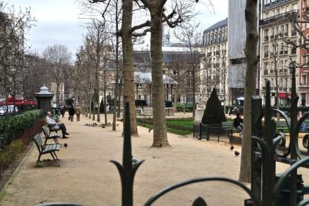 パリでおしゃれな週末 (珍道中とも言う。笑)1_d0104926_0155549.jpg