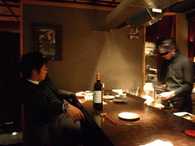 ゆうちゃん日記  ~幻の焼酎とみそ焼鳥高庵TOKYO~
