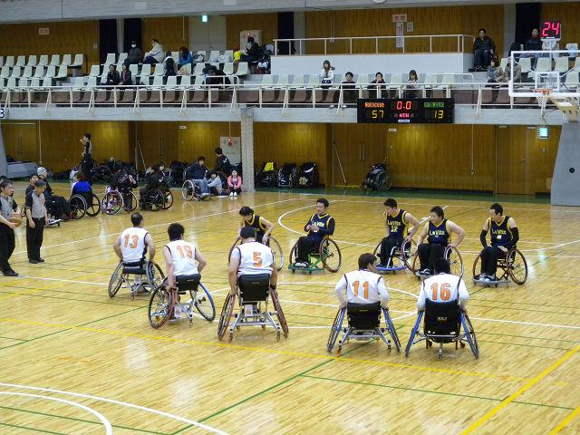 第38回東京都車椅子バスケットボール選手権大会その2_e0089232_21342320.jpg