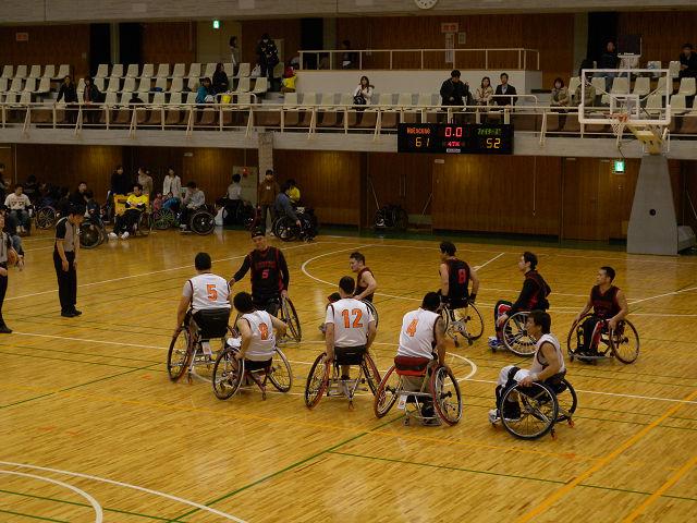 第38回東京都車椅子バスケットボール選手権大会その2_e0089232_22181151.jpg
