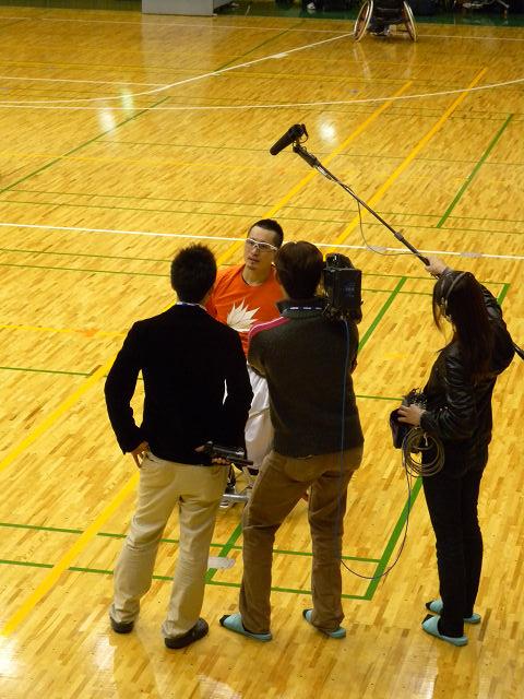 第38回東京都車椅子バスケットボール選手権大会その2_e0089232_2222176.jpg