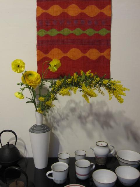 黄色い花たち_f0180433_1734834.jpg