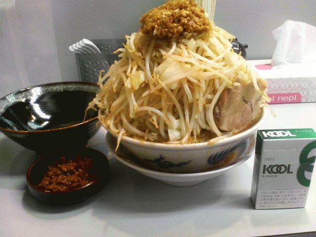 【つけ麺】東京ラーメンランキング オススメの名店まとめ【油そば】_e0173239_5132684.jpg