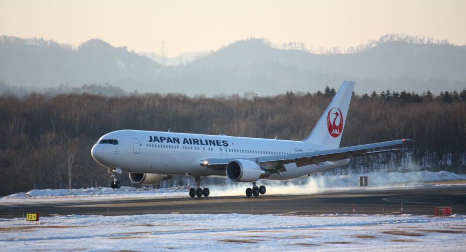 ようこそ鶴丸JAL 3月1日_f0113639_12592013.jpg