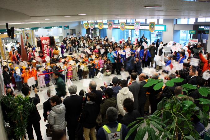 ようこそ鶴丸JAL 3月1日_f0113639_1301186.jpg