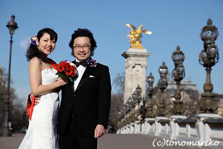 プロポーズ大作戦から1年半…_c0024345_2110797.jpg