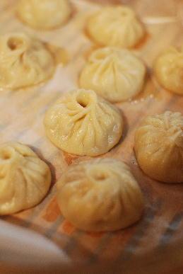 ショーロンポー、かぼちゃ饅頭など(--_a0175348_144319.jpg
