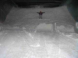 雪入れ再開_d0122374_12411931.jpg