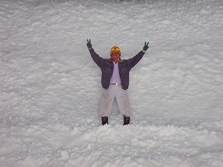 雪入れ再開_d0122374_12413075.jpg