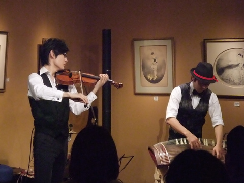 HEART EARTH ART Concert ~中井智弥&白須今ライブ_c0173978_0151283.jpg