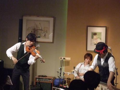 HEART EARTH ART Concert ~中井智弥&白須今ライブ_c0173978_043358.jpg