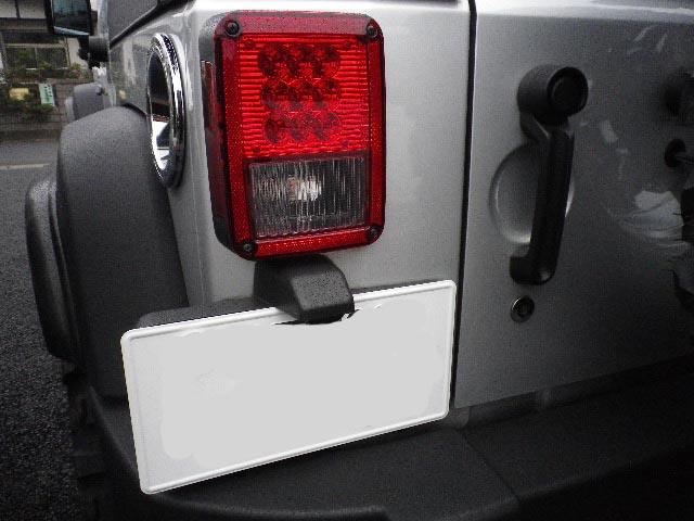 JK ラングラー カスタム  LEDテールランプ_b0123820_16482012.jpg