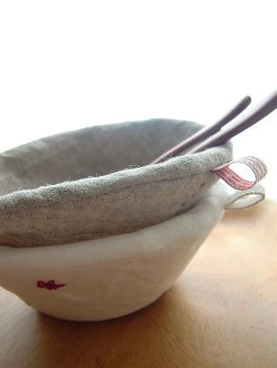 布のcafe bowl・・・♪_f0168730_13135656.jpg