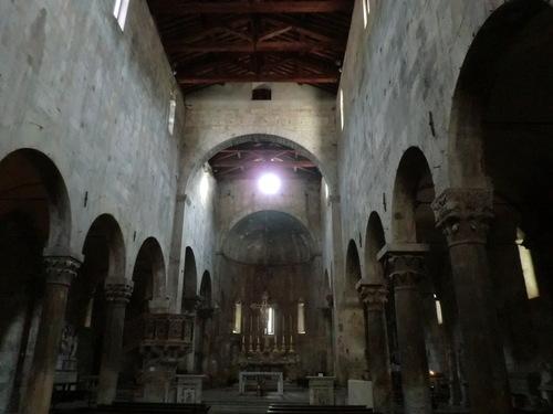 ミケランジェロの見た物〜Duomo di Carrara_d0136540_6505258.jpg