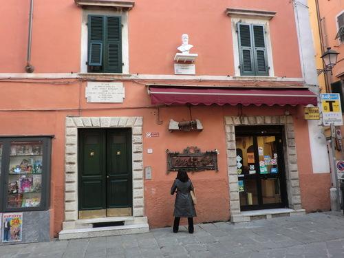 ミケランジェロの見た物〜Duomo di Carrara_d0136540_659959.jpg