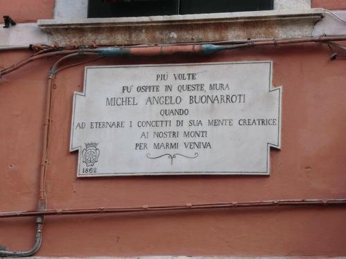 ミケランジェロの見た物〜Duomo di Carrara_d0136540_70680.jpg