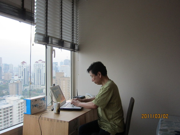 タイのコンドミニアム(マンション)ライフ_b0100062_2184492.jpg