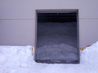 雪入れ終了!_d0122374_19525081.jpg