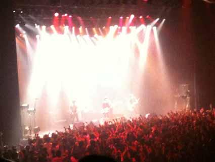 """the pillows """"HORN AGAIN TOUR""""@ 新木場 Studio Coast 11.02.28_d0131511_8585856.jpg"""