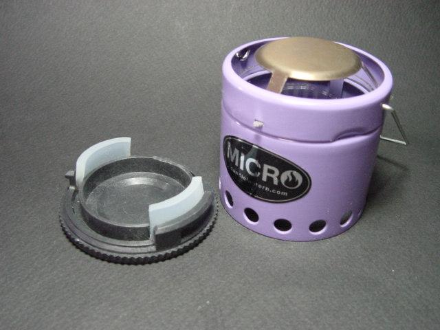 UCO MICRO Candle Lantern// シリコンストッパー_f0113727_11131547.jpg