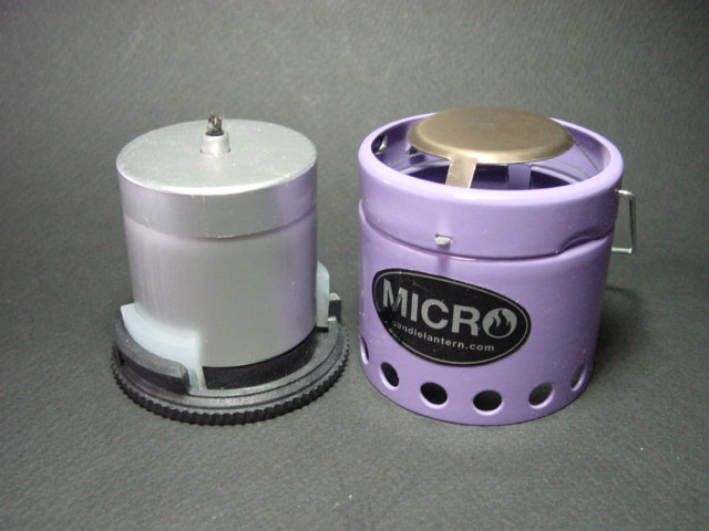 UCO MICRO Candle Lantern// シリコンストッパー_f0113727_11132349.jpg