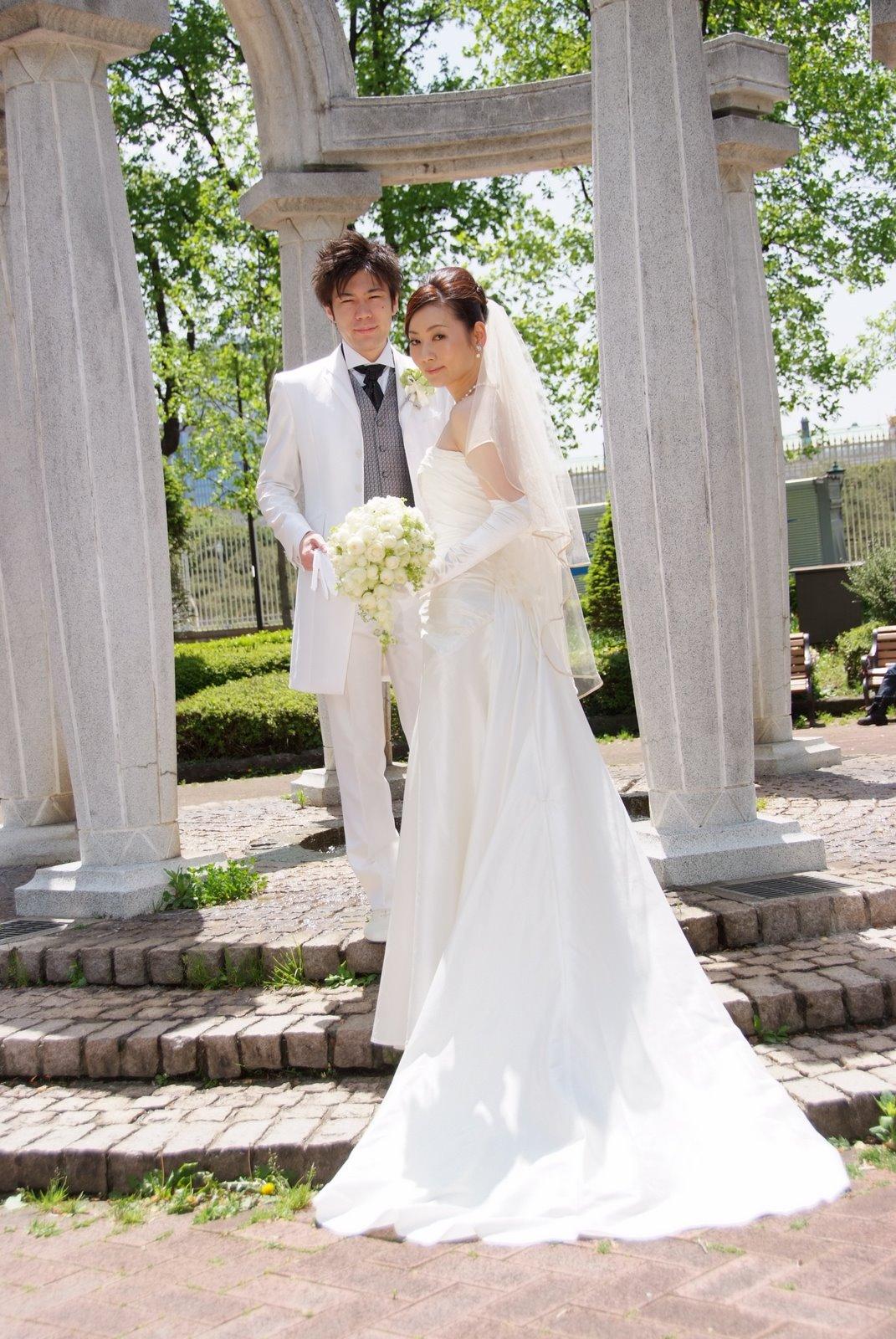 新郎新婦様からのメール バラとブーツとダイヤモンド オテル・ドゥ・ミクニ様へ_a0042928_2357757.jpg