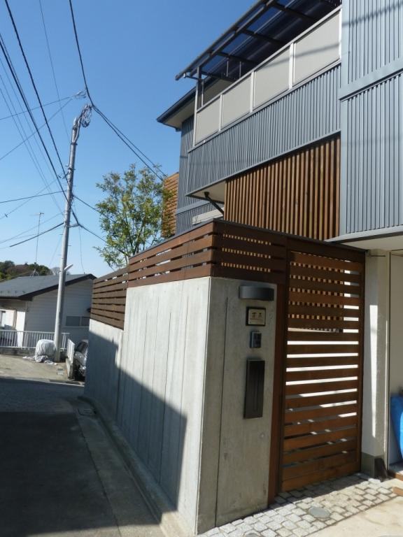 玄関周り完成です☆_c0152341_18331111.jpg