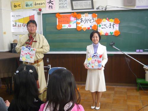 馬頭琴の生演奏に感激 杉並区立富士見丘小学校_e0088256_06157.jpg