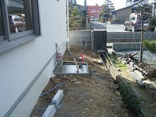 木製建具工事、給排水工事_d0205883_16354747.jpg