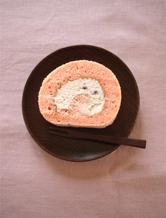 さくらと、ロールケーキ。_d0174704_2032286.jpg