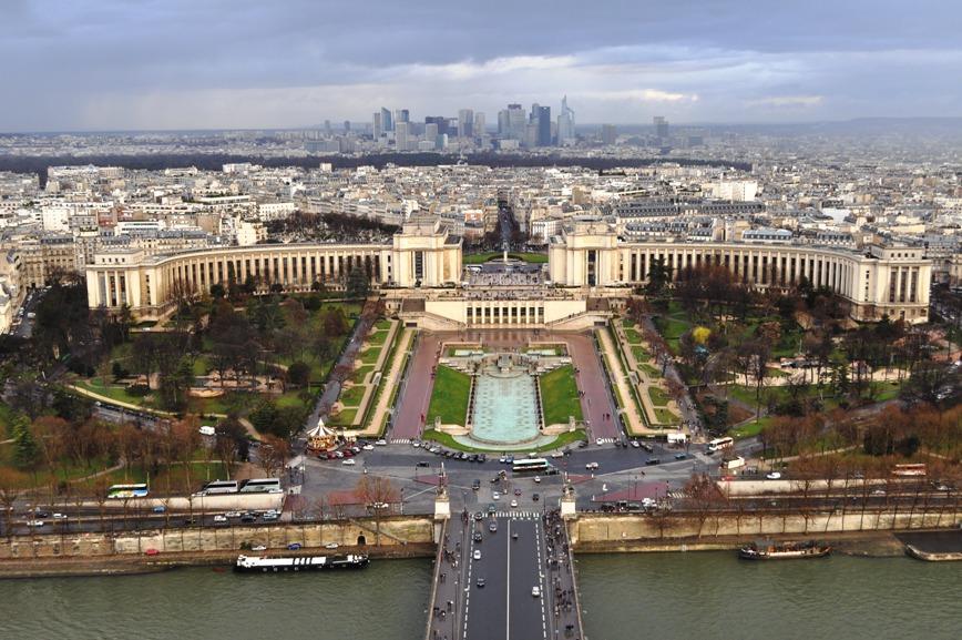 パリでおしゃれな週末 (珍道中とも言う。笑) 4_d0104926_2453989.jpg