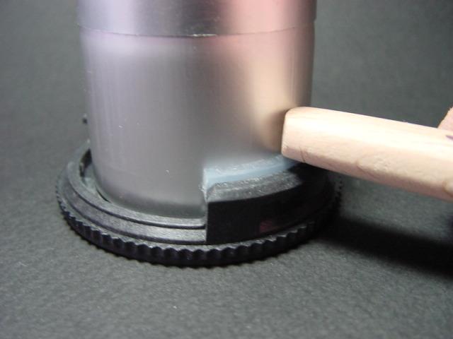 UCO MICRO Candle Lantern// オイル仕様の底下げ方法_f0113727_8352091.jpg