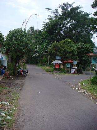 我が家までの道のり シドゥメン村市場~我が家まで Pasar Sidemen - Rumah _a0120328_15245813.jpg