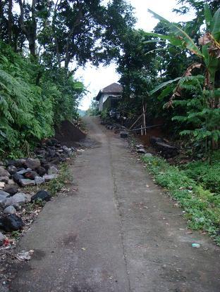 我が家までの道のり シドゥメン村市場~我が家まで Pasar Sidemen - Rumah _a0120328_15285671.jpg
